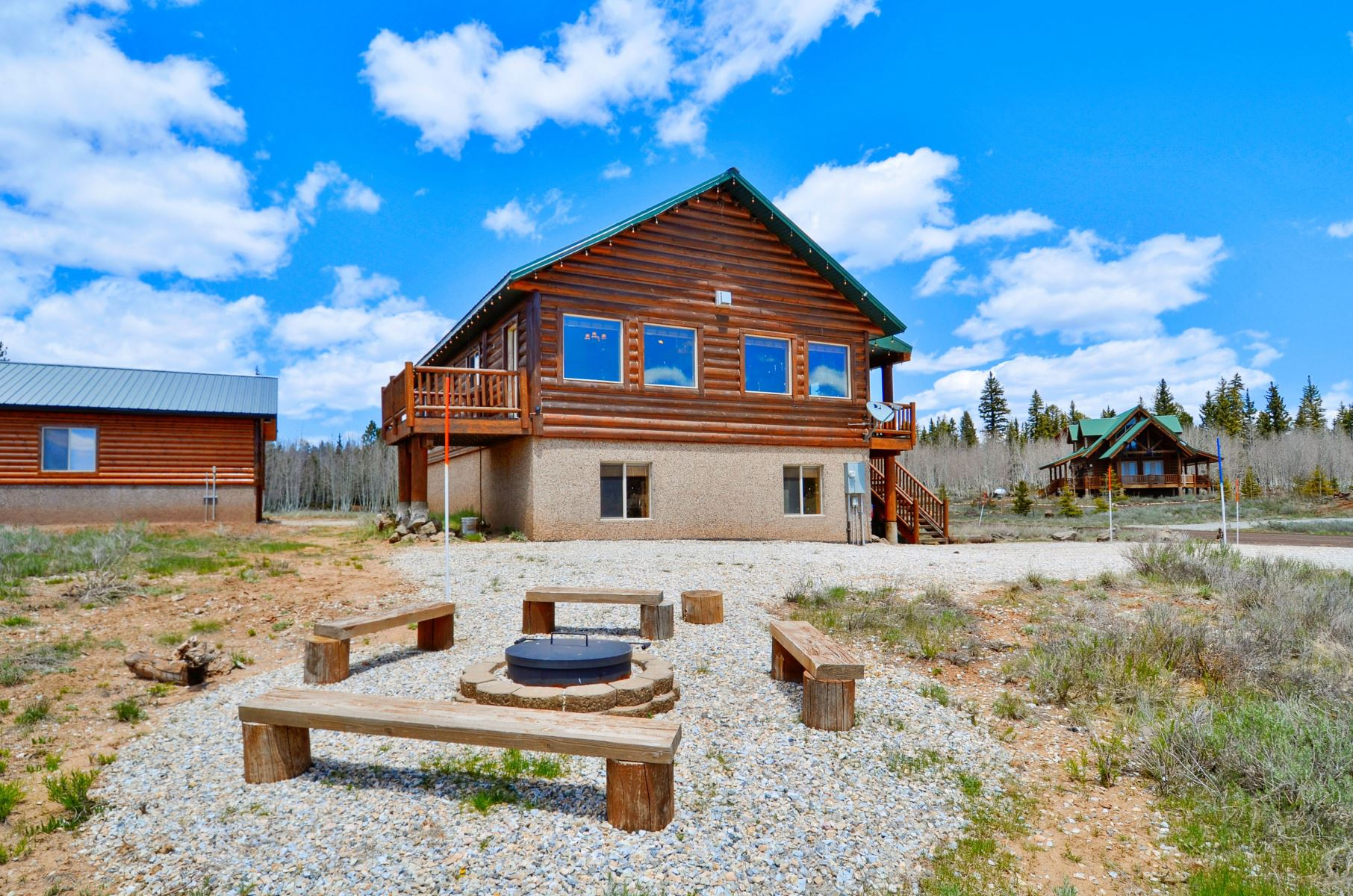 cabin cabins utah rentals minutes southern in kanab luxurious rental holiday from all